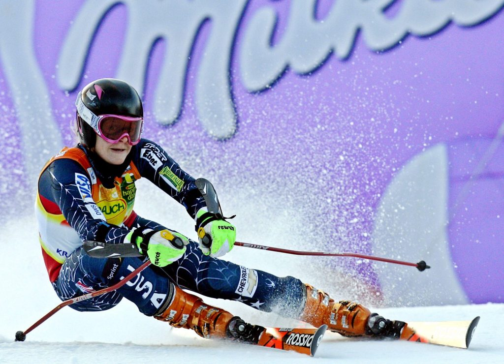 Jessica Kelley - US Downhill Skiing