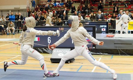 Sint-Niklaas World Cup Fencing