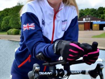 Claire Steels - Duathlon (GBR)
