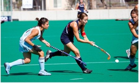 Katie Evans, US Field Hockey