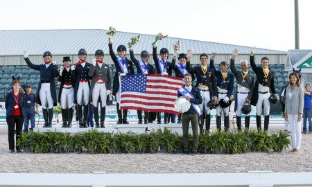FEI Nations Cup Dressage™ Wellington Florida