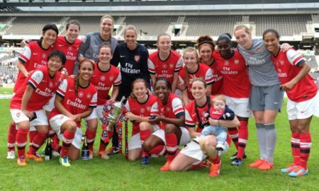 Arsenal Ladies 2014