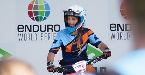 Traharn Chidley - Enduro World Series, Ireland