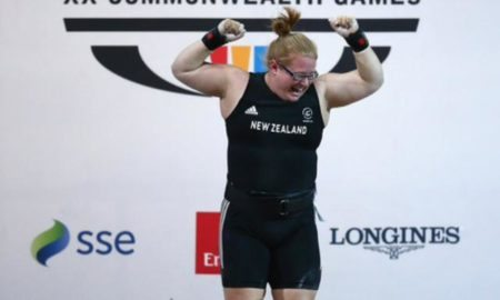 Tracy Lambrechs_NZ_weightlifter