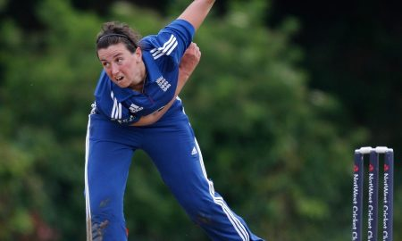 Georgia Elwiss, cricket, England, Team-Up Challenge