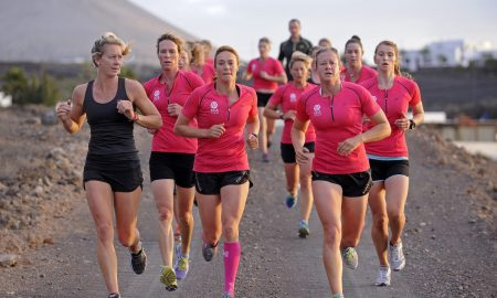 Team SCA training, Volvo Ocean Race, fitness for offshore sailors