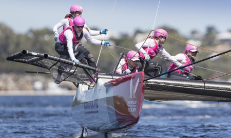 WMRT Match Cup Australia, Royal Freshwater Bay, Perth, WA. 20th March 2017. WMRT/Ian Roman