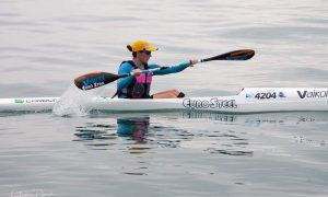 Hayley Nixon, Canoe Ocean Racing World Champion