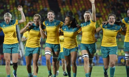 Australia women's rugby team