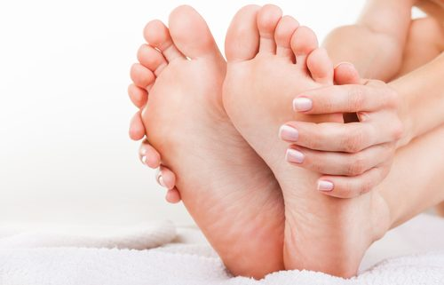 Caring for Your Feet, foot care, foot injuries