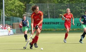 Janne Müller-Wieland, German Captain, Field Hockey