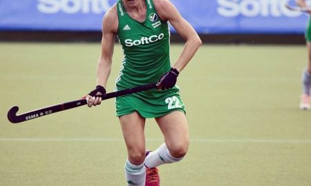 Nicci Daly, field hockey, Ireland