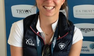 Adrienne Sternlicht, Team USA show jumping, World Equestrian Games