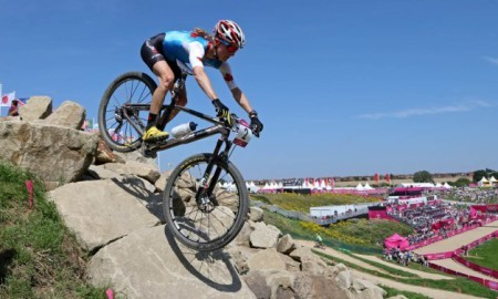 Catherine Pendrel - Mountain Biking