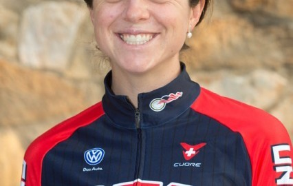 Evelyn Stevens World Record Holder Cyclist