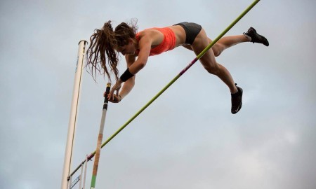 New Zealand Pole Vaulter Eliza McCartney