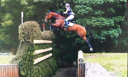 Emily KIng - British Eventing