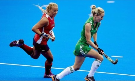Nicci Daly Irish Hockey Player