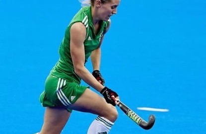 Nicci Daly Irish Hockey Player & Motor Sport Engineer