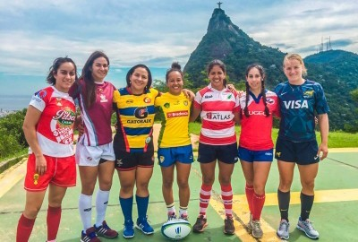 Rugby 7s Test Event in Rio