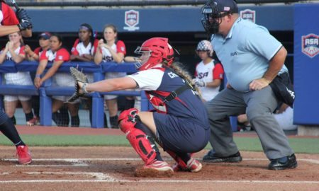 Amanda Chidester, US Softball