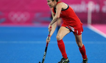 Anne Panter, GB Hockey