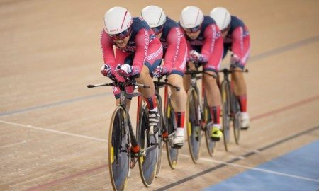 USA Cycling - Women's Pursuit Team