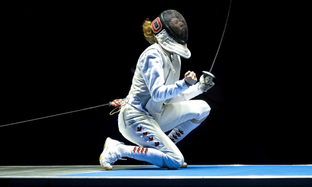 Double Play: Fencing with Discipline and Admission of Submission