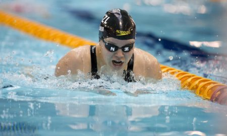 Mary Fisher (NZL) Para-Swimmer