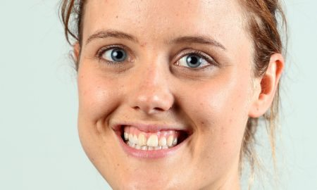 Ellie Cole (AUS) Paralympic Swimmer