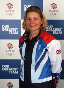 Emily Taylor: Former British Olympic Rower