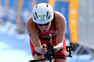 Chantel Givens (CAN) Paratriathlete