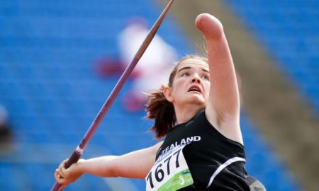 Holly Robinson - Paralympian (NZL)