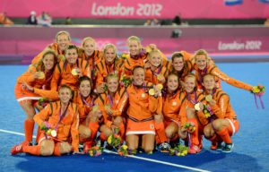 The Netherlands 2012 Olympic Games Champions