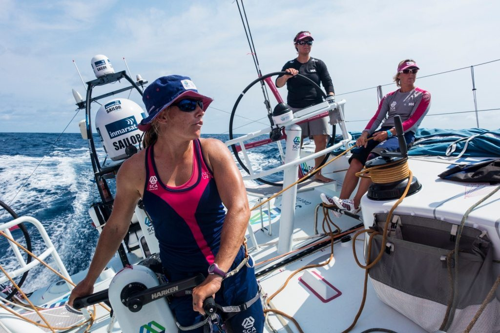 Liz Wardley, Team SCA