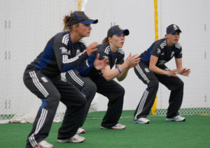 England Cricket_catching practice