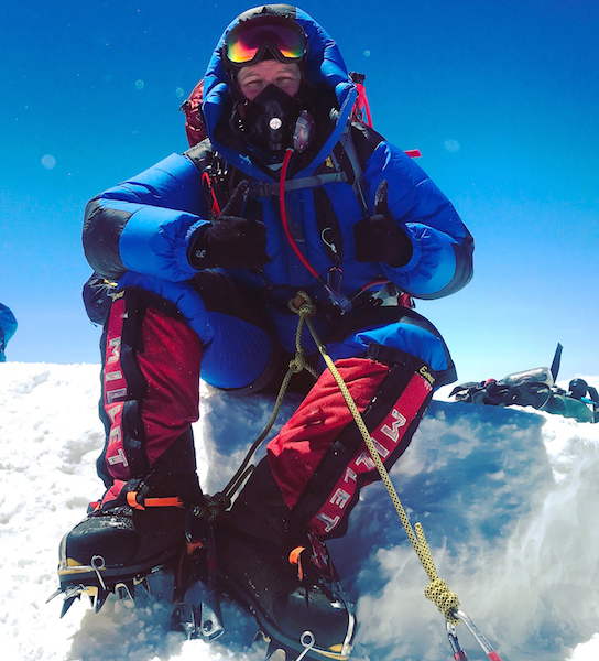 Holly Budge_Everest