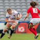 Poppy Cleall, England Rugby Lock