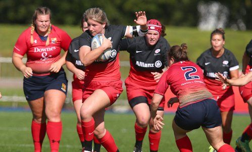 Saracens Womens Rugby Team