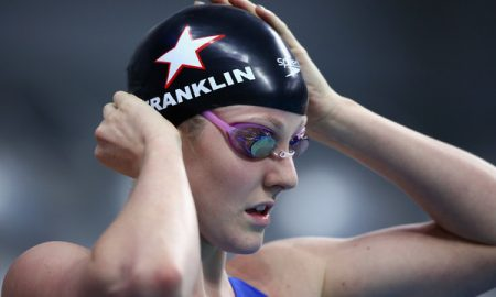 Missy Franklin, swimming gold medalist