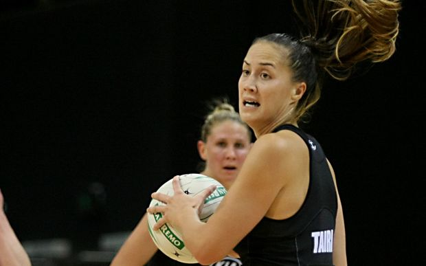 Courtney Tairi, netball, Silver Ferns, Youth Olympics