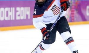 Brianna Decker, Team USA Ice Hockey
