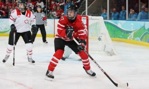Gina Kingsbury, Team Canada, Ice Hockey