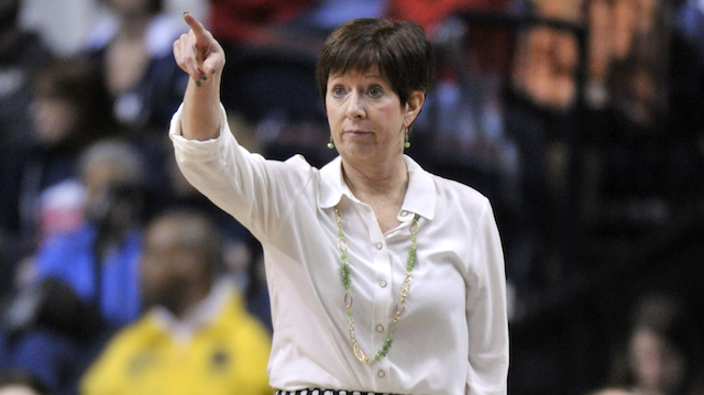 Muffet McGraw, basketball coach, WeCoach