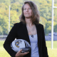 Becky Carlson, rugby coach