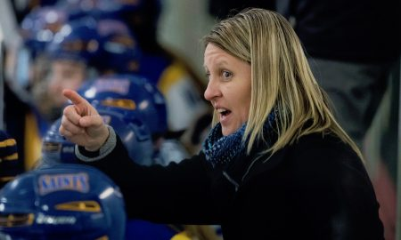 Jackie MacMillan, ice hockey coachJackie MacMillan, ice hockey coach