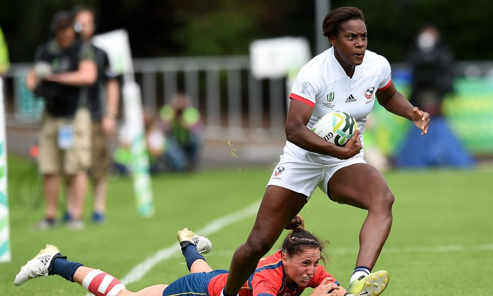 Naya Tapper, rugby, team usa
