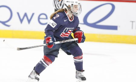 Erika Lawler Qwest Tour: Team USA vs. WCHA All-Stars