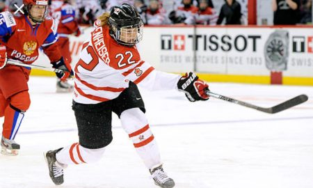Hayley Wickenheiser [Getty Images] Ice Hockey