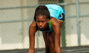 athlete concentrating_